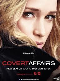Covert Affairs 3×02 Online