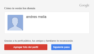 tu perfil Google