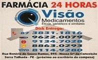 VISÃO MEDICAMENTOS
