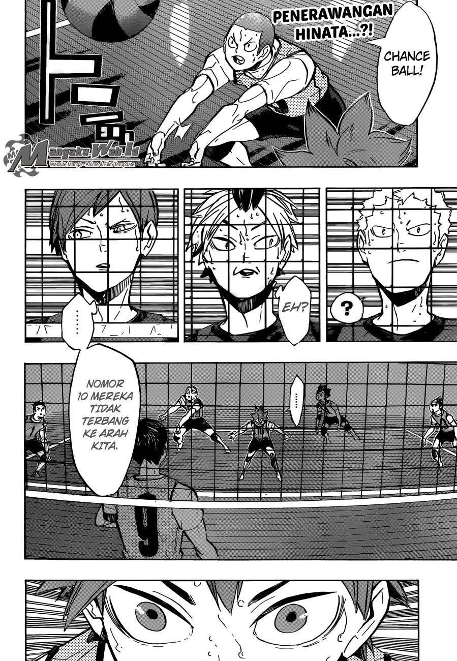 Haikyuu!! Chapter 226-2