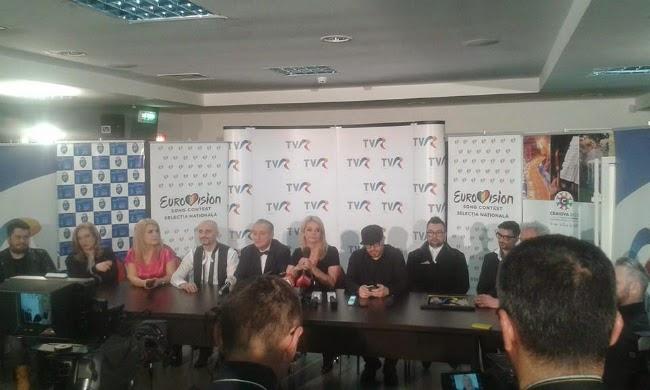 conferinta de presa Eurovision Craiova