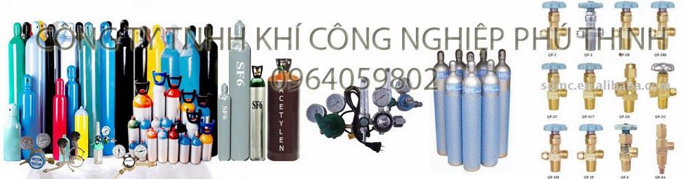 Vỏ chai argon, vỏ chai nito, vỏ chai co2, vỏ chai oxy giá mua bán tại sài gòn, tphcm