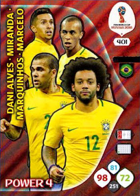 Panini Adrenalyn XL World Cup 2014-401-javier hernández-game changer