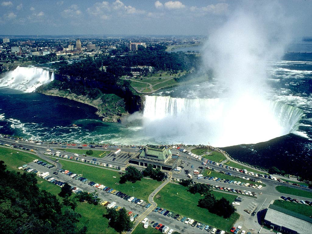 Niagara Falls (ON) Canada  city photo : Storia di Scandale: Ontario Canada Niagara Falls