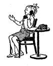 Разное значение слов too, like, letter в разных предложениях и одно значение слов say, tell, speak, talk, но разное применение.