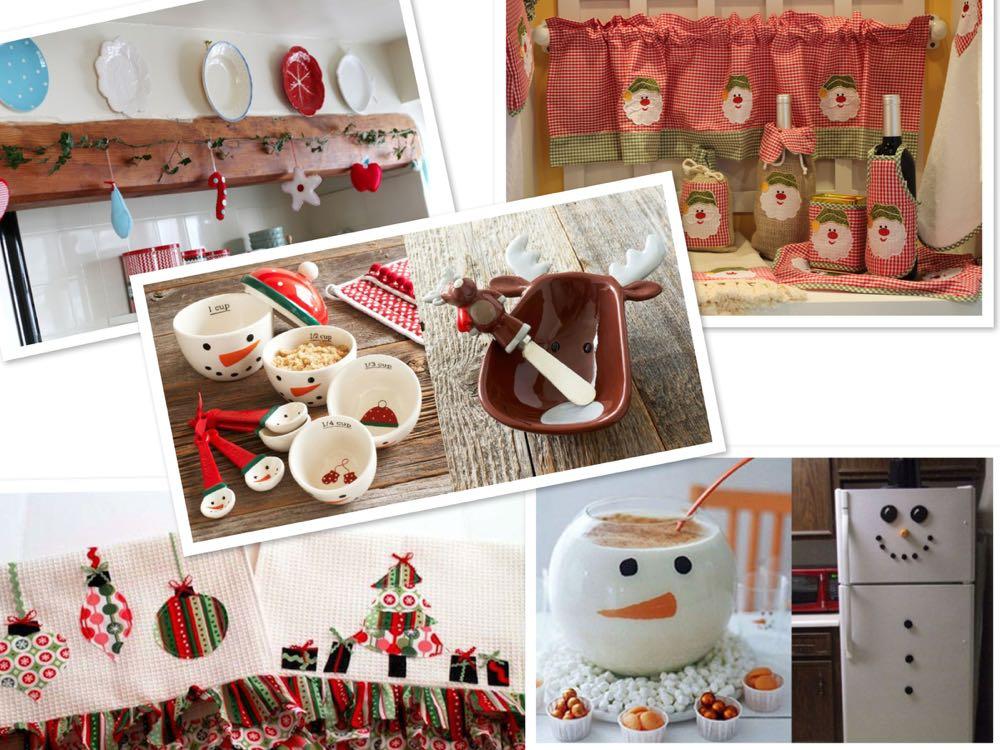 decoracao de lavabo para o natal: , ter panos de prato para a ocasião, utensílios e muito mais
