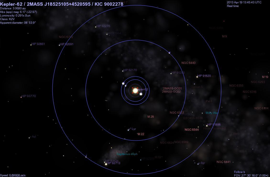 kepler 62e solar system - photo #15