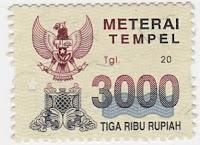 Meterai 3000