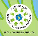 Plano de Ação para a produção e consumo sustentáveis