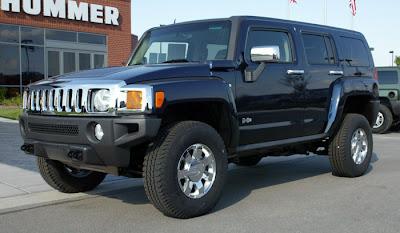 2007 Hummer H3X