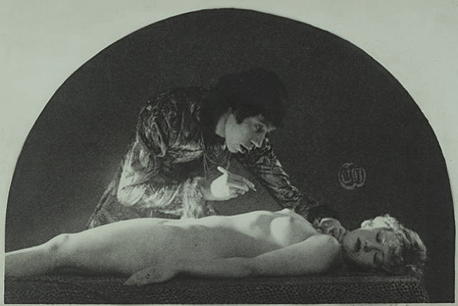 An Anatomy Lesson, William Mortensen