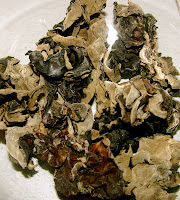 Chinese black fungus