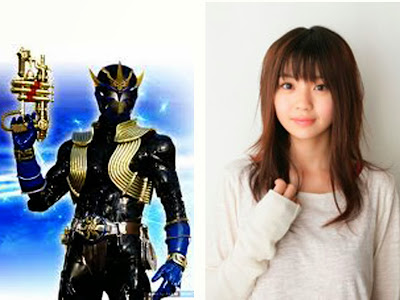 Foto Nana Akiyama, Pemeran Kamen Rider Amaki