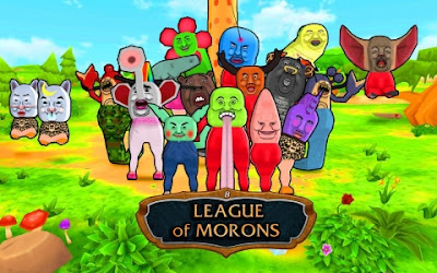 League of Morons v1.6 APK (Mod Money)