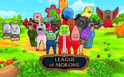 League of Morons v1.6 APK (Mod Money)