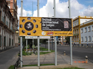 Imagen Cartel Festival de Cordoba 2012