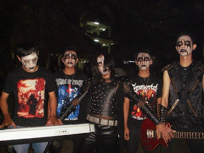 Ririwa - Dunia Hitam (Harmonic Black Metal)