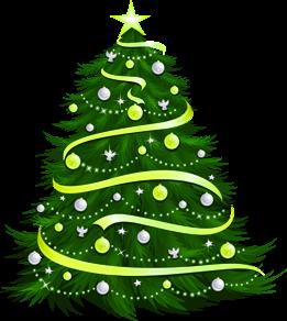 Adornos para navidad con fondo transparente para tus - Arboles de navidad de diseno ...