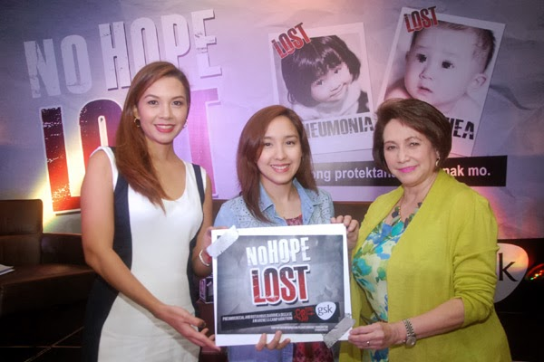 No Hope Lost with Ria Trillo, Barbie Almalbis-Honazan, and Dr. Sally Gatchalian