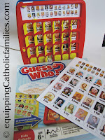 10 Ways to Use the Guess Who? The 116 Cardinals! kit
