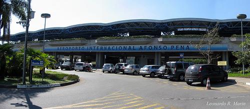 Aeroporto Afonso Pena : Caminhos de são josé dos pinhais aeroporto internacional