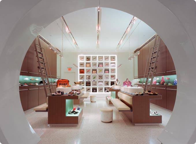 retail london instore retail design shoe retail store design ideas