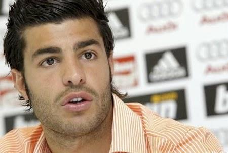 Lista de los Futbolistas mas Guapos de España, I parte