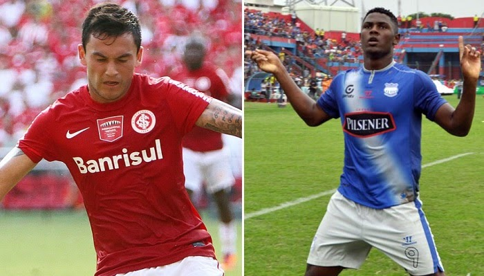 Internacional vs Emelec en vivo