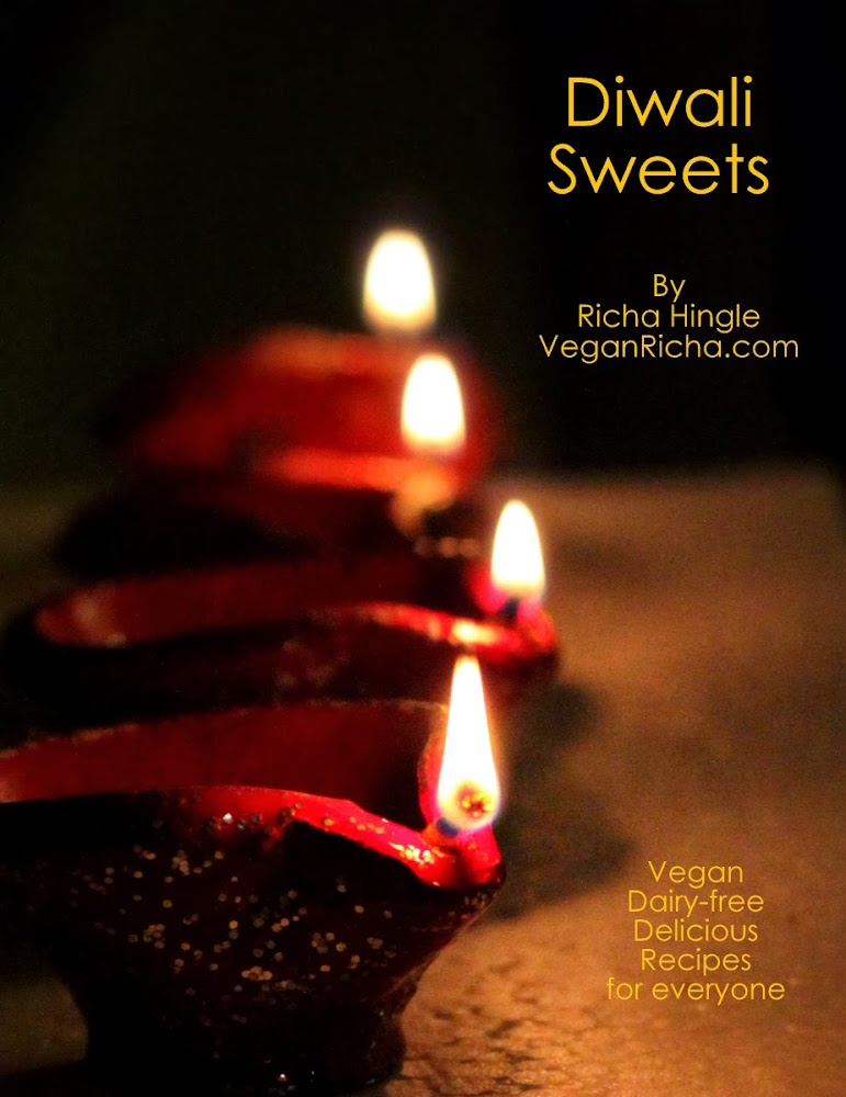 Vegan Diwali Sweets Ebook