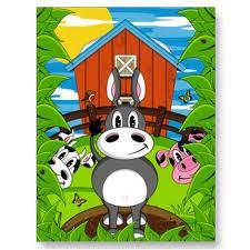 KUMPULAN GAMBAR PETERNAK SAPI KARTUN Picture Farm Cow Cartun