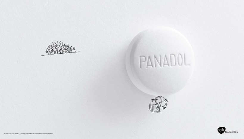 homadge - ads I like!: Panadol print ads (Grey Group, Singapore)