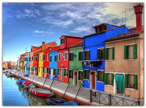 Burano-Venice-Homes
