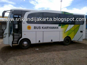 FE 84 GBC yang sudah jadi buss