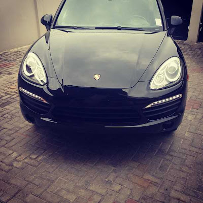 wizkid buys another porsche car