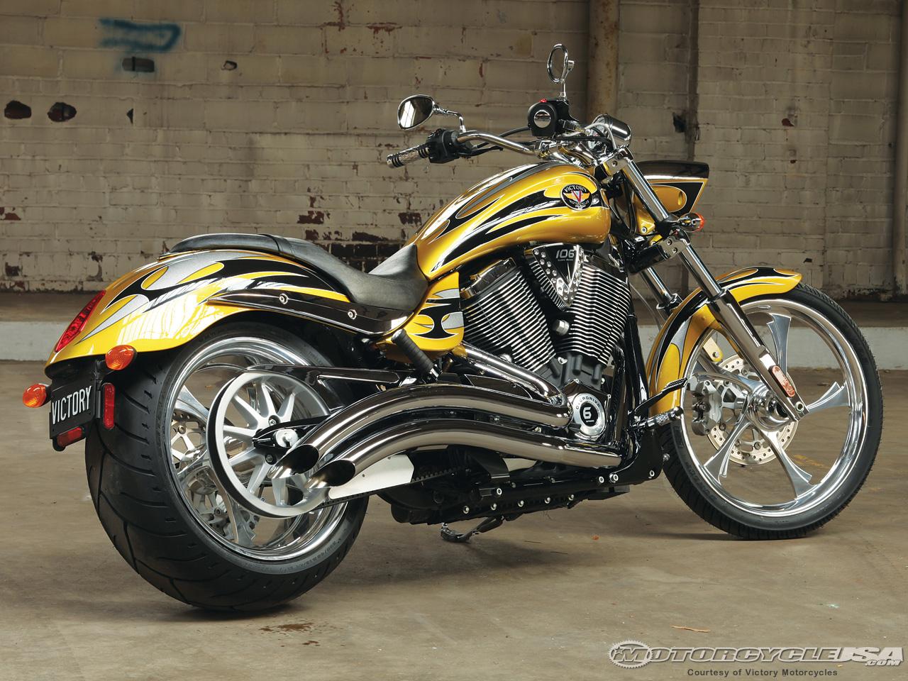 Victory Custom Motorcycles All Bikes Zone