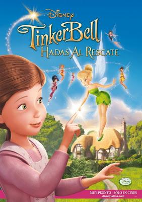 Tinker Bell Hadas al Rescate en Español Latino