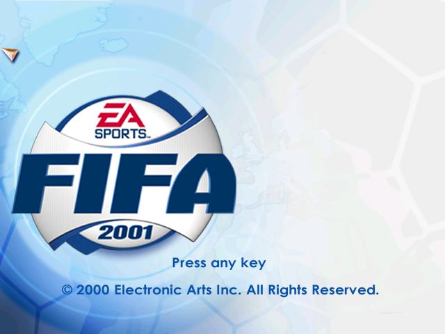 FIFA 2001 PC Game