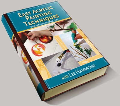 Easy Acrylic Painting Techniques Ebook