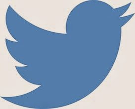 FOLLOW ME ON TWITTER (click on bird)