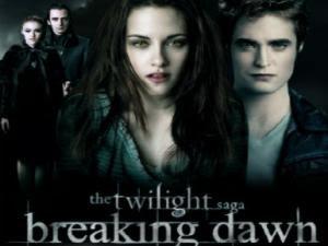Twilight Saga - Breaking Dawn Part 1