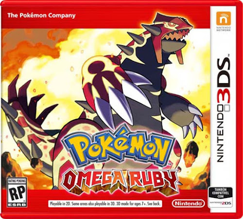 Download Pokémon Omega Ruby – Online Patched REGION FREE (3DS Legit CIA)