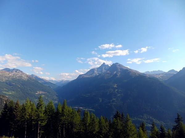 France Savoie alpes col petit saint-bernard