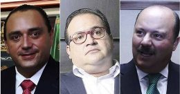 Dirigente Priista pide expulsión de gobernadores Duarte y Borge