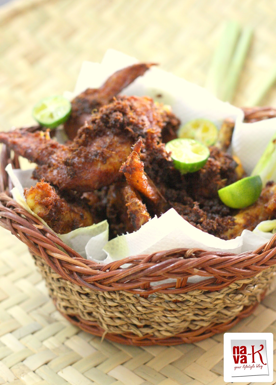Nava k ayam goreng berempah spicy fried chicken forumfinder Images