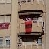 Els @mossoscat obren diligències per les banderes nazis d'un veí de Sabadell