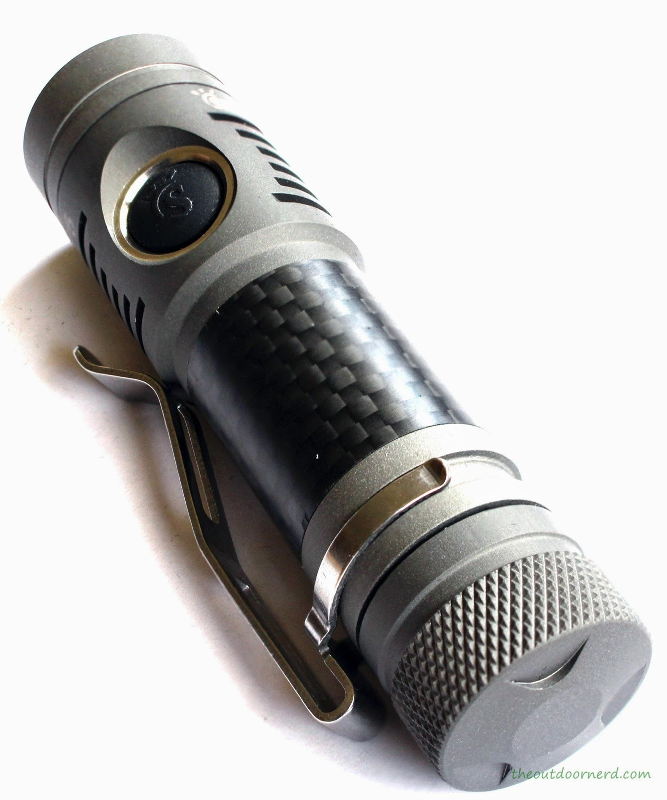 Spark SF5 1xAA Flashlight Product View 3