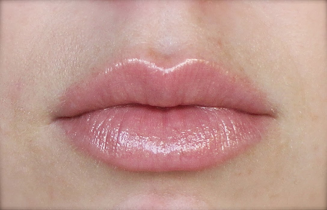 Swatch NARS Lipgloss Striptease