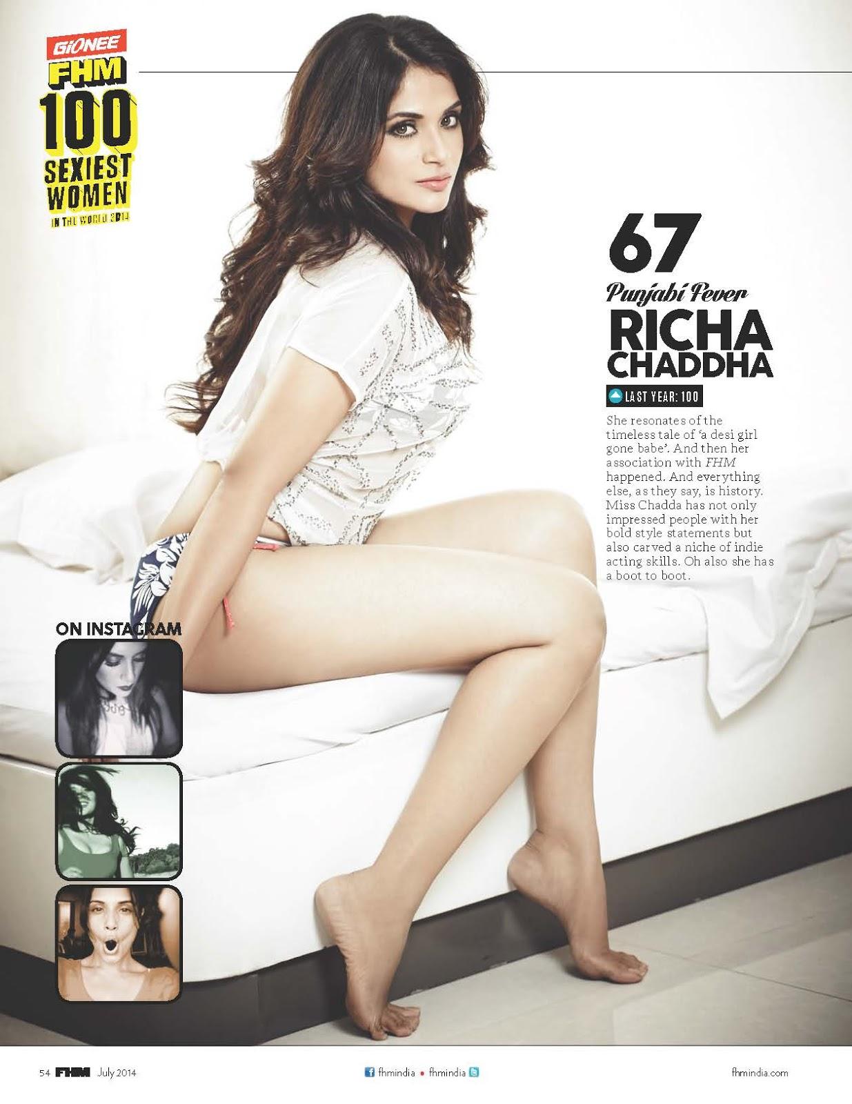 Hot Richa Chaddha