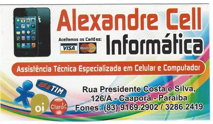 Alexandre  Cell