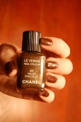Chanel, Chanel nail polish, Chanel Le Vernis Nail Lacquer, Chanel nail lacquer, Chanel Haute Chocolat, Chanel manicure, nail, nails, nail polish, polish, lacquer, nail lacquer, mani, manicure